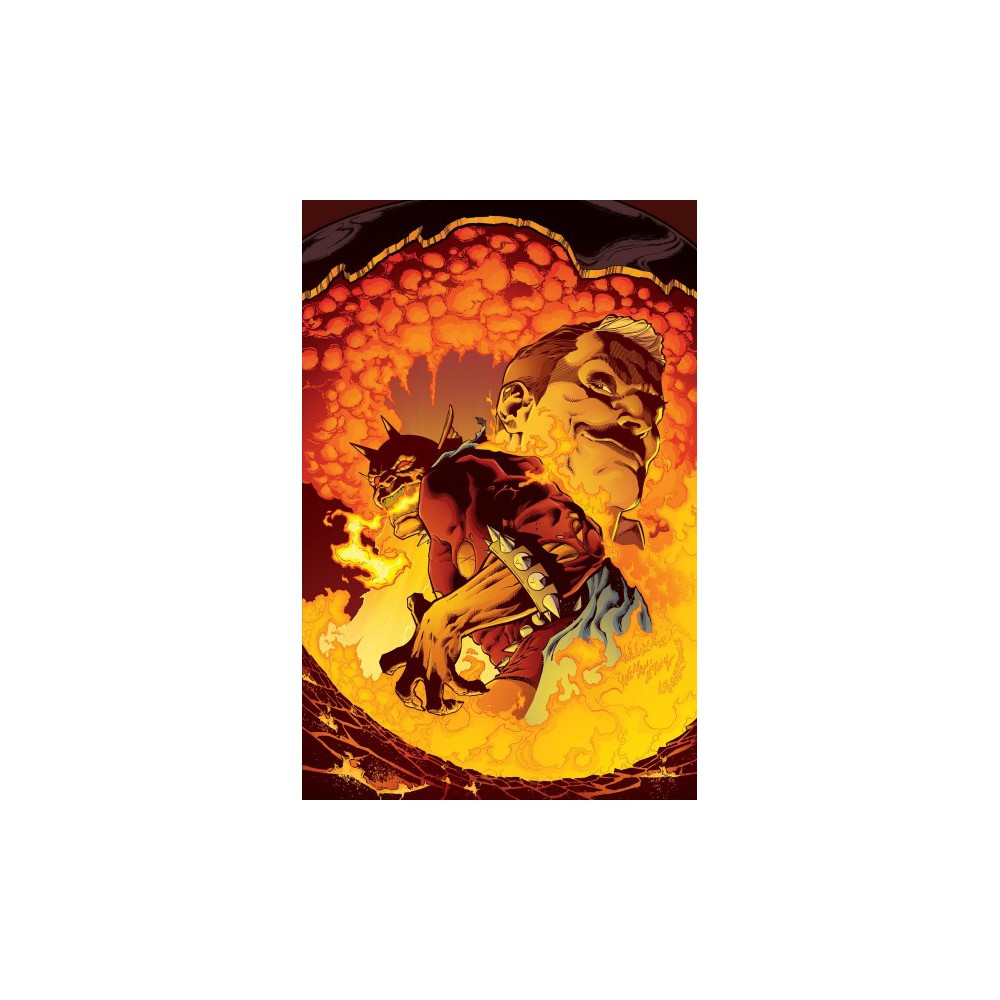 Demon : Hell Is Earth - (The Demon) by Andrew Constant (Paperback)