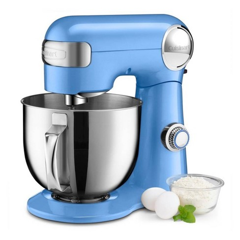 Cuisinart Precision Master 5.5qt Stand Mixer - Periwinkle Blue - SM-50BL - image 1 of 4