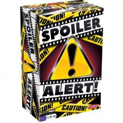 Spoiler Alert (Large Box) Board Game