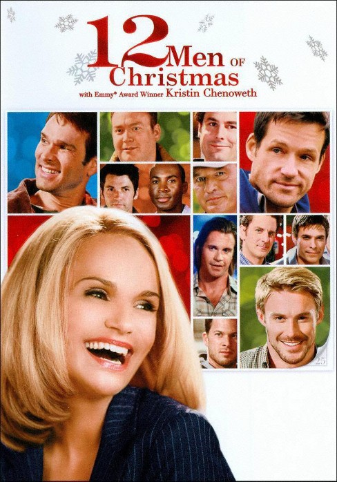 12 men of christmas (DVD) - image 1 of 1