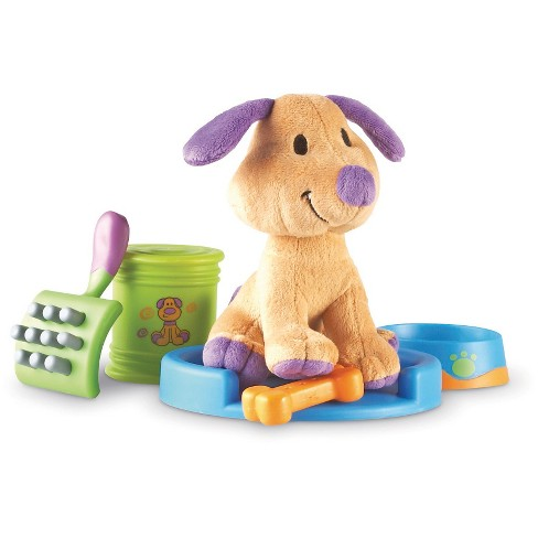 Learning Resources New Sprouts Puppy Play! My Very Own Pet Set - image 1 of 4