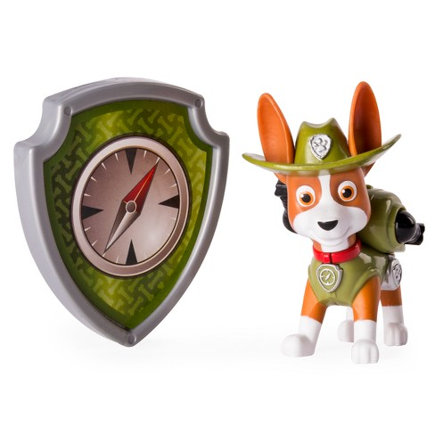 PAW Patrol Action Pack Pup & Badge, Tracker - image 1 of 4