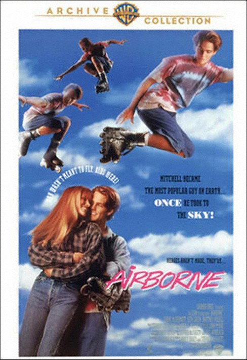 Airborne (DVD) - image 1 of 1