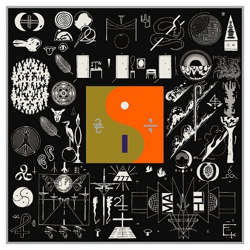 Bon Iver - 22, A Million (CD) - image 1 of 1