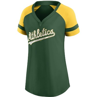 MLB Oakland Athletics Women's One Button Jersey
