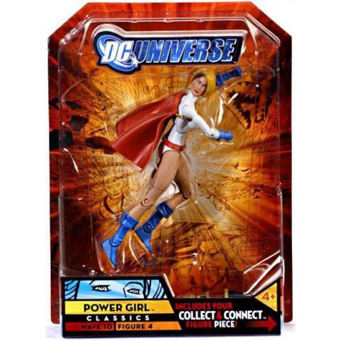 DC Universe Classics Wave 10 Power Girl Action Figure #4 - image 1 of 2
