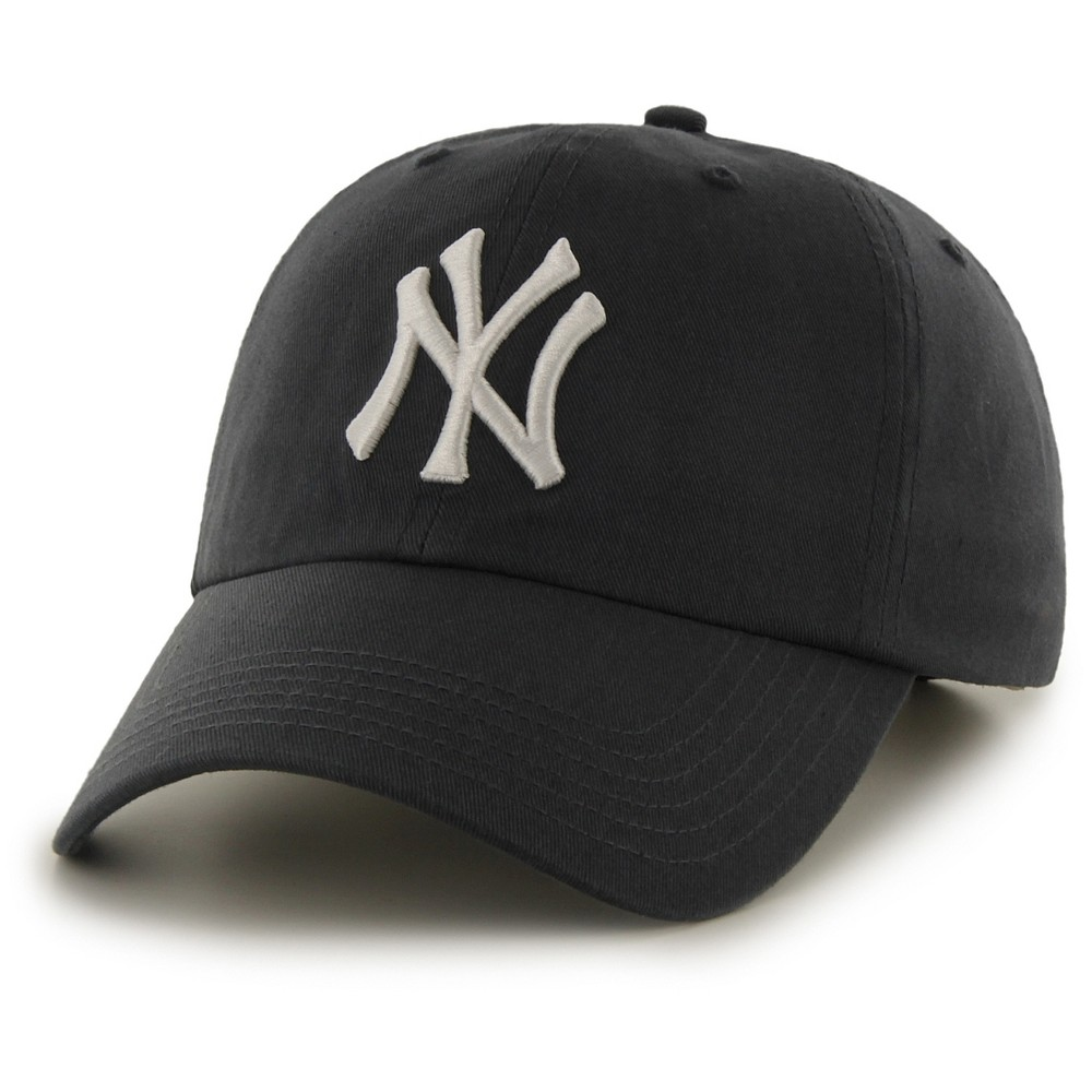 Image of MLB Clean Up Cap, New York Yankees, Men's
