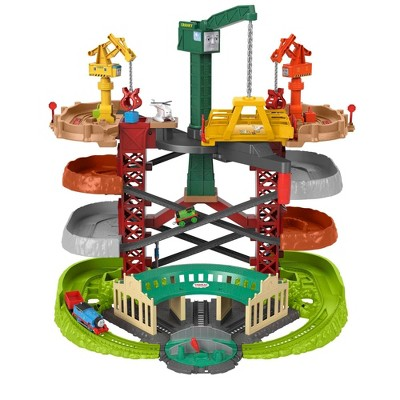 Thomas & Friends Trains & Cranes Super Tower Track Set