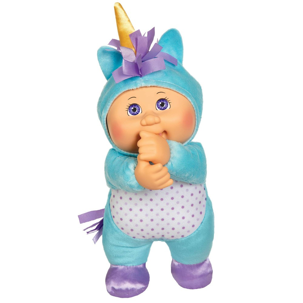 Cabbage Patch Kids Collectible Cutie Helpers Fantasy Irie Unicorn