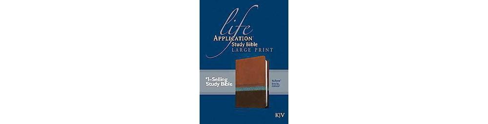 Tyndale Life Application Study Bible (Large Print) (Paper...
