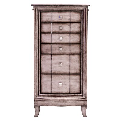 Natalie Jewelry Armoire - Hives & Honey