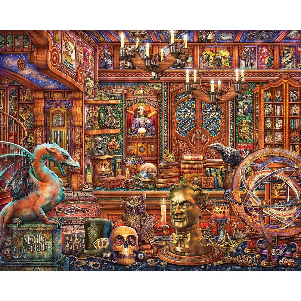Springbok Magic Emporium Jigsaw Puzzle 500pc
