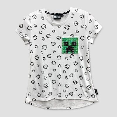 minecraft t shirt for girls
