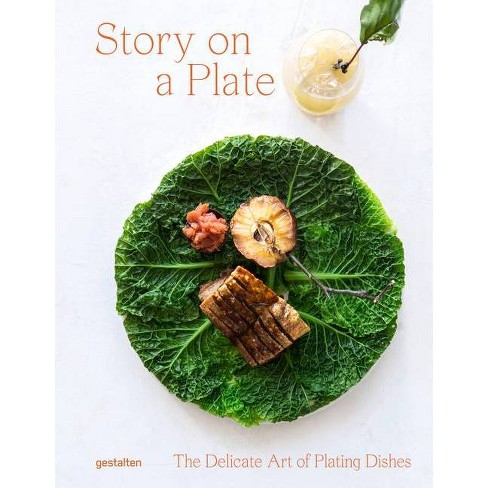 Story on a Plate - (Hardcover) - image 1 of 1