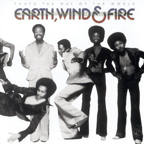 Earth, Wind & Fire - That's The Way of The World (CD) - image 1 of 2