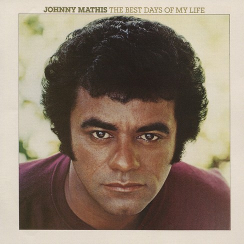 Johnny mathis - Best days of my life (CD) - image 1 of 1