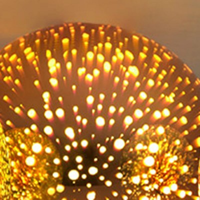 "VivaTerra Small Mercury Glass Gazing Ball, 6"" dia."