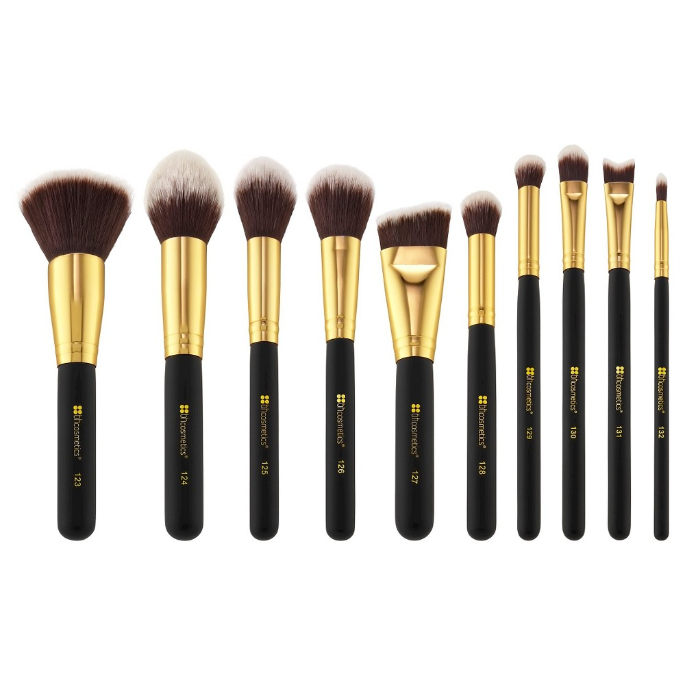 Image of BH Cosmetics Sculpt and Blend 2 Cosmetic Brush Set - 10ct