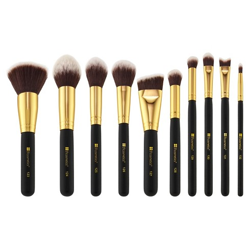 BH Cosmetics Sculpt and Blend 2 Cosmetic Brush Set - 10ct - image 1 of 3