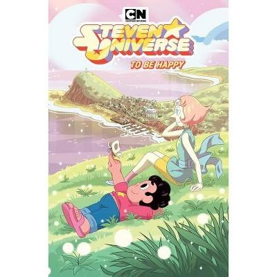 Steven Universe Vol. 8 - by  Taylor Robbin (Paperback)
