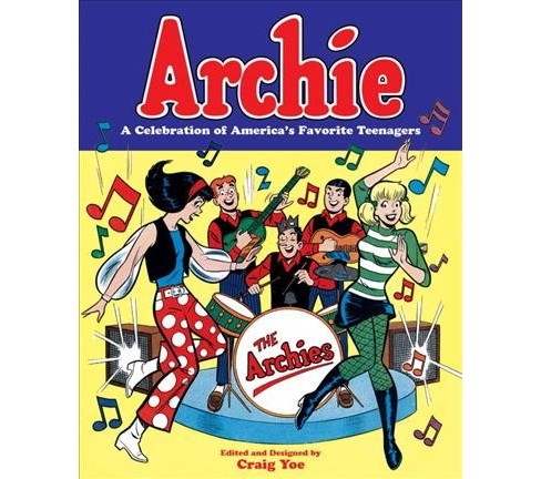 Archie : A Celebration of America's Favorite Teenagers -  Reprint (Archie) (Paperback) - image 1 of 1