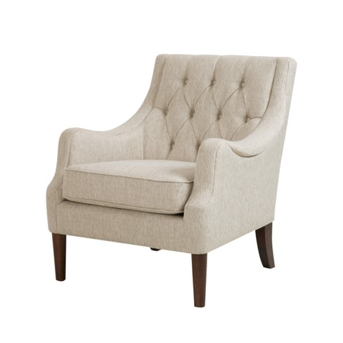 Cassie Button Tufted Accent Chair - image 1 of 4