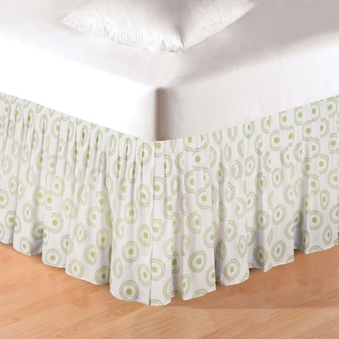 C&F Home Lilly Twin Bed Skirt Drop Length: 18 Inches : Target