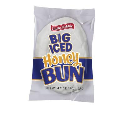 Little Debbie Iced Honey Bun - 4oz