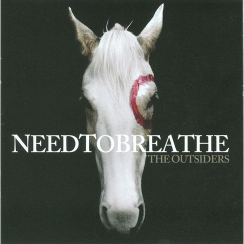 Needtobreathe - The Outsiders (CD) - image 1 of 4