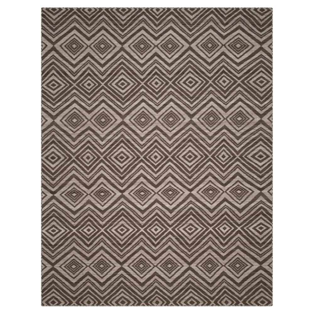 Kilim Rug - Gray/Light Gray - (8'x10') - Safavieh