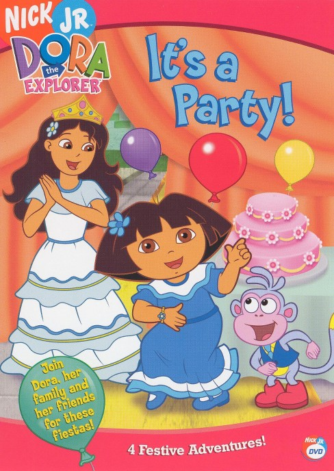 Dora the Explorer: It's a Party! - image 1 of 1