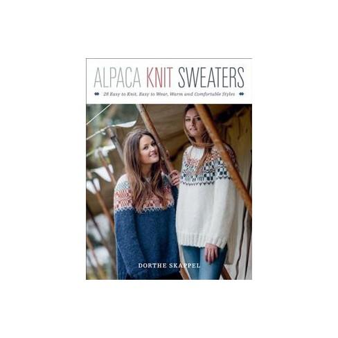 b55a2dcef Alpaca Knit Sweaters   28 Easy-to-Knit