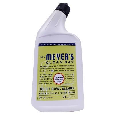 Mrs. Meyer's® Lemon Verbena Toilet Bowl Cleaner - 24 fl oz
