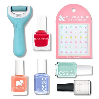 Summer Nails Collection : Target