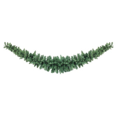 Northlight 7' Unlit Coniferous Mixed Pine Artificial Christmas Swag - image 1 of 1