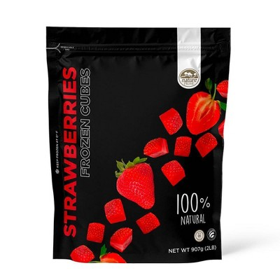 Nature Prime Strawberry Frozen Fruit - 32oz