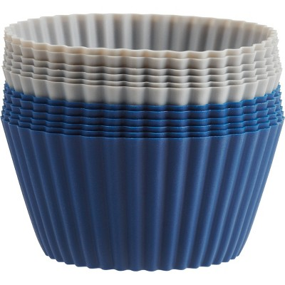 12ct Silicone Baking Cups - Made By Design™
