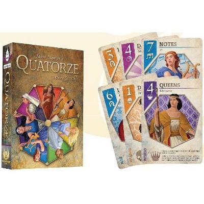 Quatorze Board Game