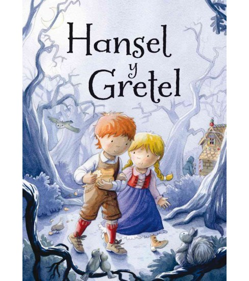 Hansel y Gretel / Hansel and Gretel (Hardcover) (Nina Filipek) - image 1 of 1