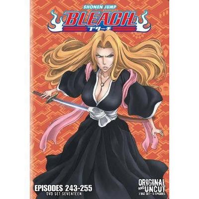 Bleach Box Set 17 (DVD)(2013)