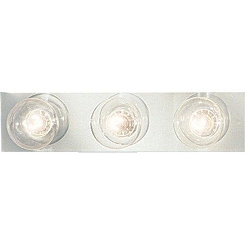 Progress Lighting P3333 Broadway Wall or Ceiling Mount Three-Light Bath Bar - image 1 of 1