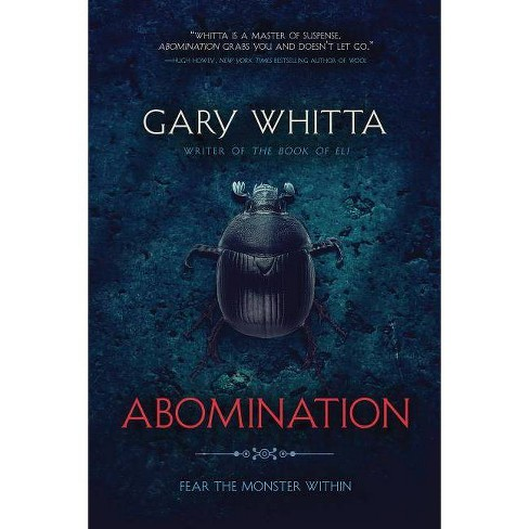 Abomination - by  Gary Whitta (Paperback) - image 1 of 1