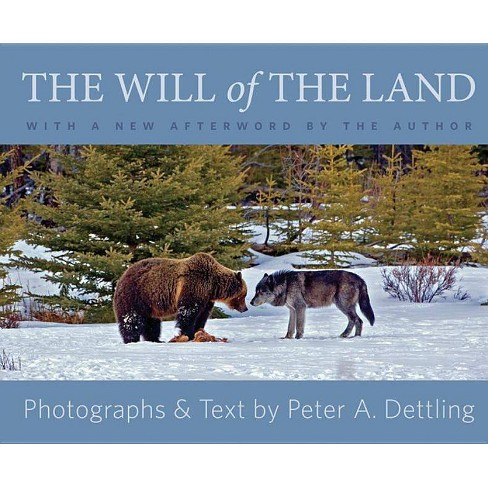 The Will of the Land--Updated Edition - (Hardcover) - image 1 of 1