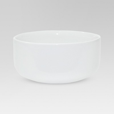 Porcelain Bowl 17oz White - Threshold™