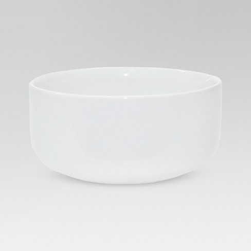 Porcelain Bowl 17oz White - Threshold™ - image 1 of 1