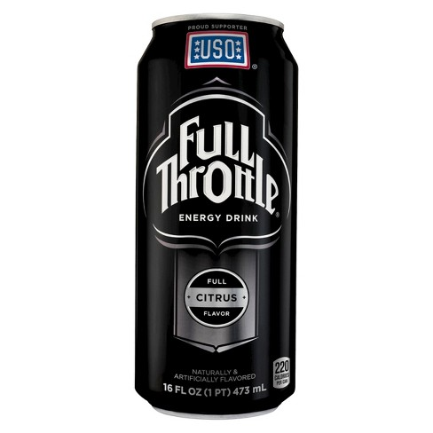Full Throttle Citrus Energy Drink - 16 fl oz Can - image 1 of 1