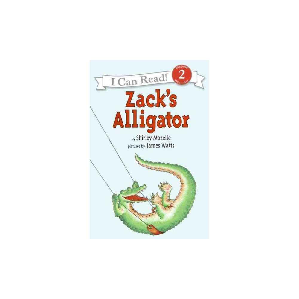 Zack's Alligator ( I Can Read. Level 2) (Reprint) (Paperback)