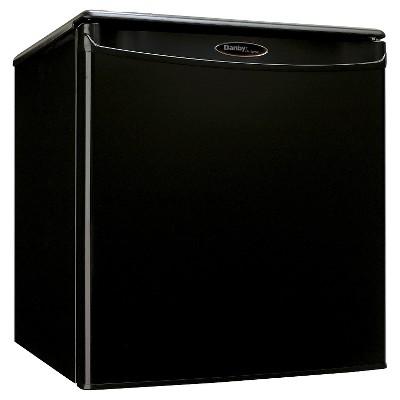 Danby Designer 1.7 Cu. Ft. Mini Refrigerator - Black