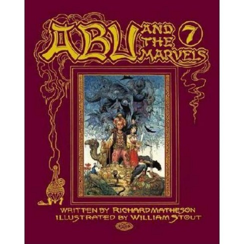 Abu and the 7 Marvels - by  Richard Matheson (Hardcover) - image 1 of 1