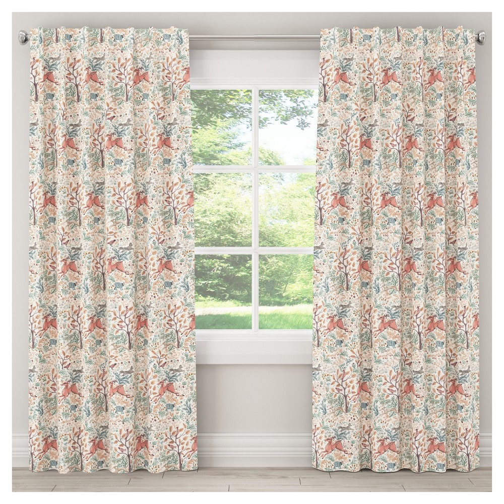 Frolic Blackout Curtain Panel (84
